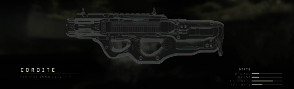 black ops 4 cordite