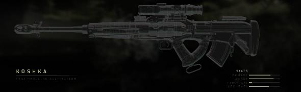 black ops 4 weapons koshka