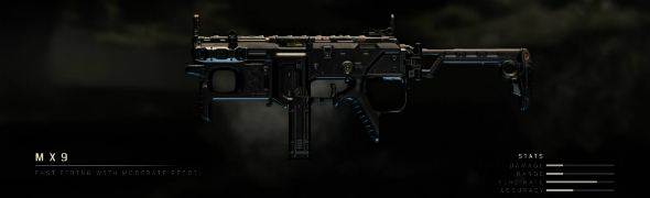 black ops 4 weapons mx9