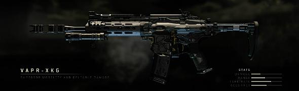 black ops 4 weapons vapr-xkg