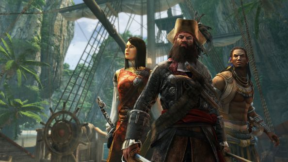 Assassin's Creed IV: Black Flag DLC makes Blackbeard playable in multiplayer