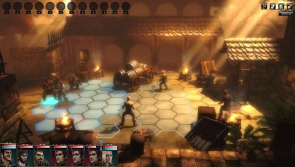 Blackguards is a first for Daedalic: a decisive break away from the adventure genre.