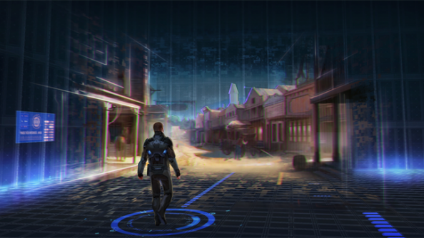 Romero and Carmack cancel Kickstarter for holographic FPS Blackroom