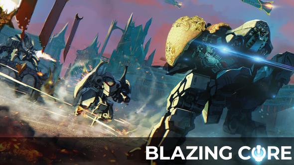 Blazing Core Unreal Engine 4