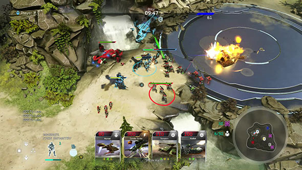 Halo Wars 2 Blitz mode PC