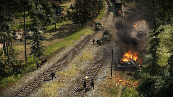 Blitzkrieg 3: on track for release in 2015.