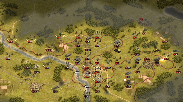 World in Wargaming Order of Battle Blitzkrieg