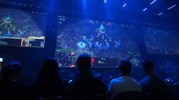 Harassroots: Blizzard offer funding and support for student eSports