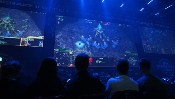 The endgame for budding pros and managers is the StarCraft 2 WCS.