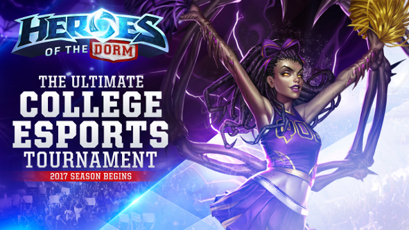 Blizzard eSports Heroes of the Dorm