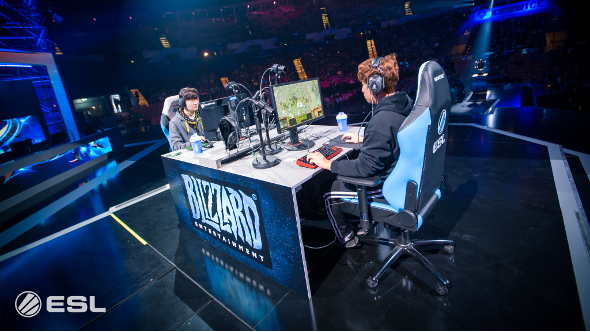 Blizzard eSports StarCraft II