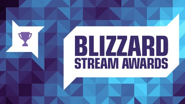 These are the first Blizzard Stream Awards to date.