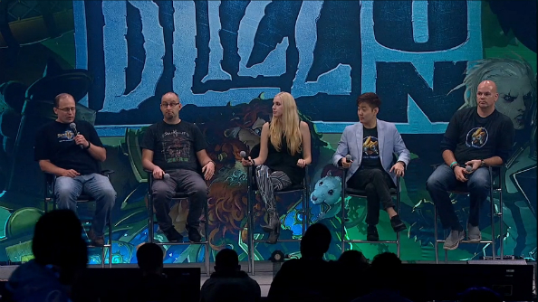 BlizzCon: StarCraft II's future after Legacy of the Void