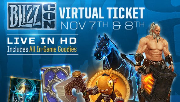 BlizzCon 2014: just a stream away.