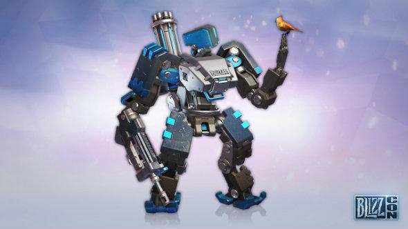 BlizzCon Bastion skin