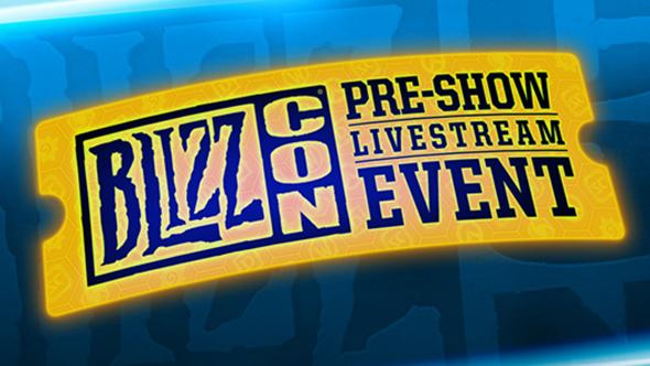 blizzcon pre-show stream