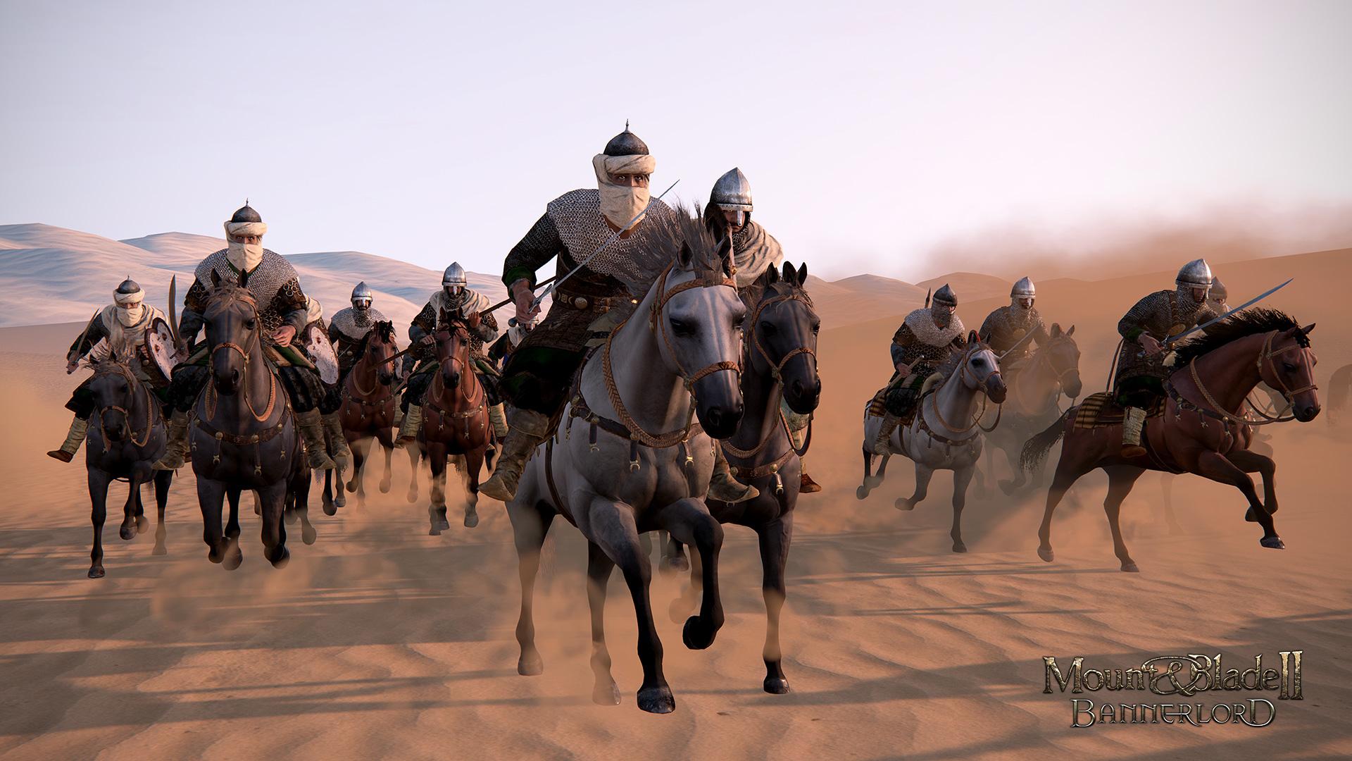 mount & blade ii: Bannerlord aserai