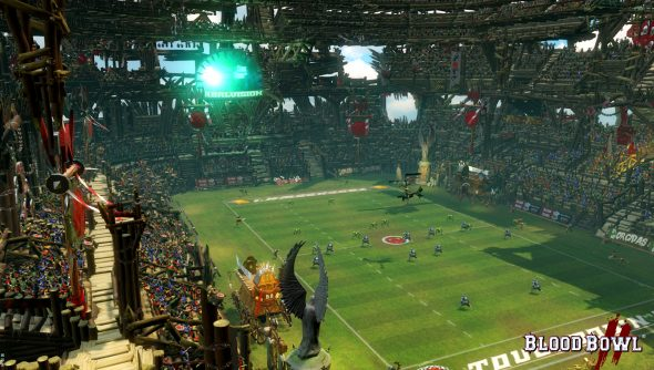 Blood Bowl 2 interview