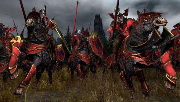 Blood Knights Warhammer Total War