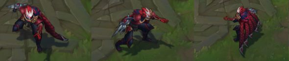 Blood Moon Talon in-game