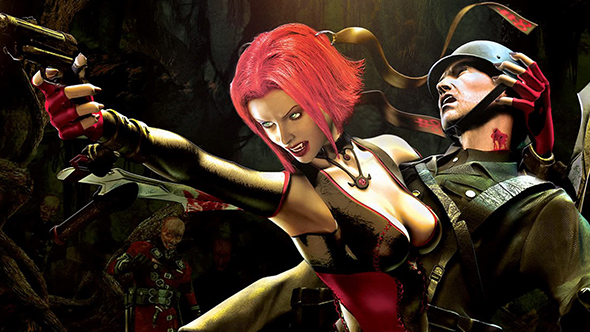bloodrayne terminal reality microsoft patent lawsuit