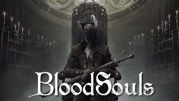BloodSouls adds Bloodborne's cleaver-wielding hunter to Dark Souls