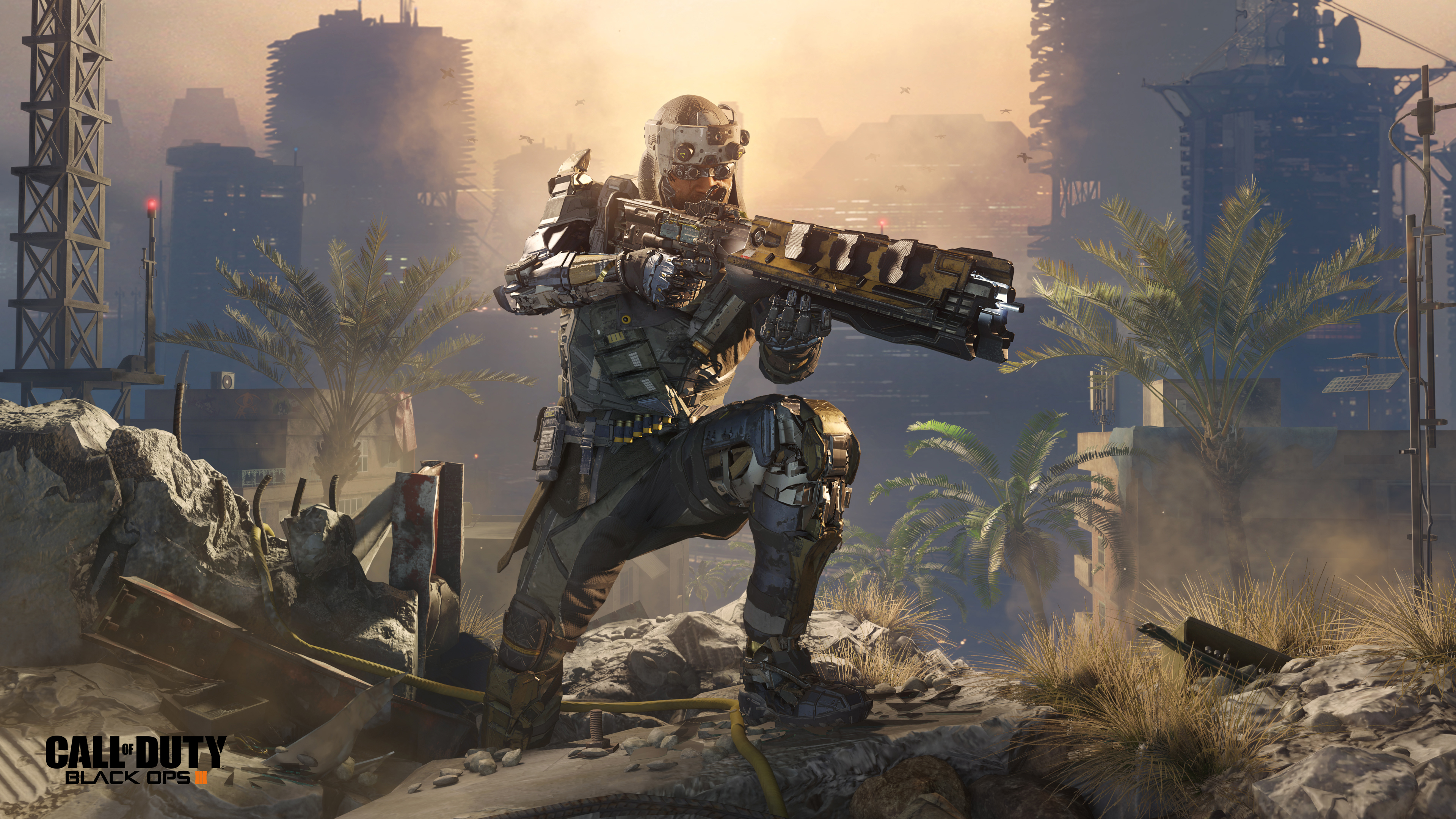 Black Ops 3 PC beta is live, we've just noticed