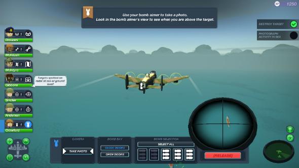 Bomber crew ww2 FTL