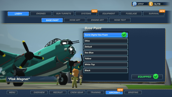 Bomber Crew Switch