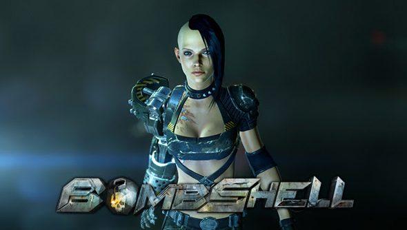 Bombshell protagonist Shelly Harrison. Similar skillset to the Duke.