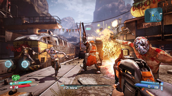 Borderlands 2 has a wealth of new DLC on the horizon