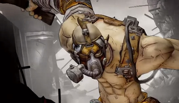 Borderlands 2 has another vault hunter join its ranks: Krieg the Psycho