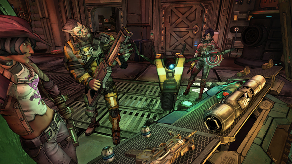 The four-month Borderlands DLC drought is over: the Pre-Sequel has a season pass