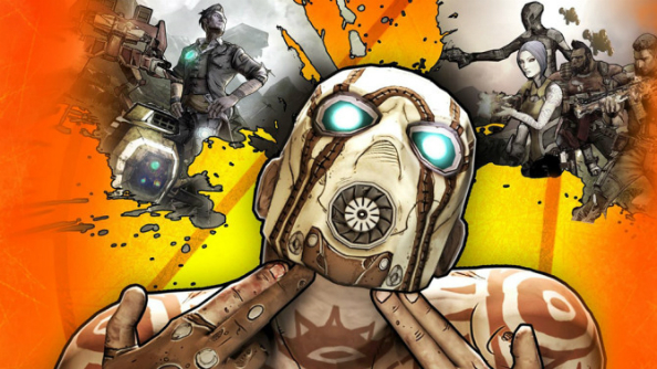 Lionsgate are working on a Borderlands movie
