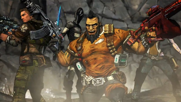 Borderlands 2 is finished and heading to certification, tweets Randy Pitchford