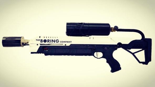 borderlands 3 elon musk the boring company flamethrower