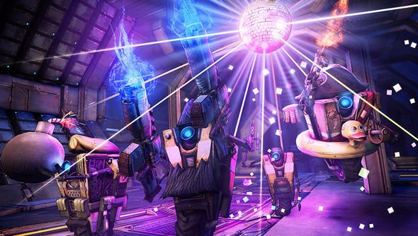 Borderlands: The Pre-Sequel: a tad silly.