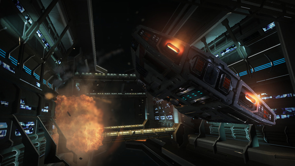 David Braben prefers playing Elite: Dangerous with the Oculus Rift
