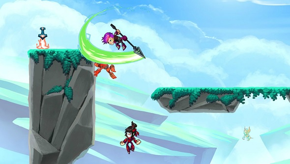Free Steam keys: Win a code to unlock all the fighters in platform-fighter Brawlhalla!