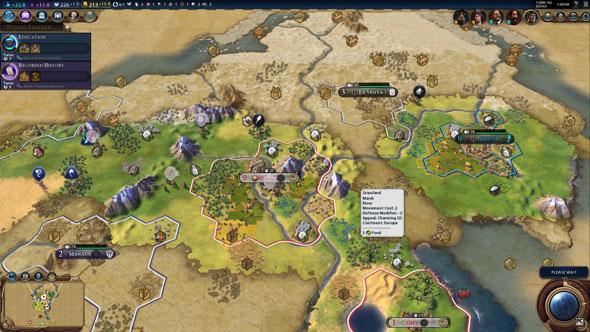Civilization 6 Empires expansion