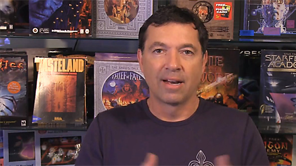 Interplay founder and Fallout, Torment producer Brian Fargo is retiring