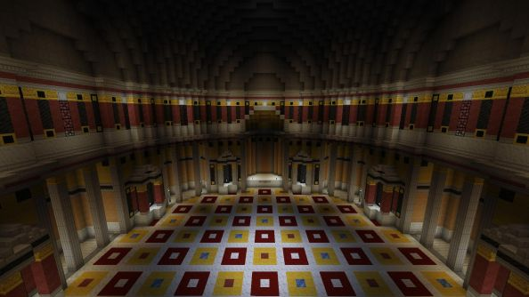 British Museum to be officially rebuilt in Minecraft