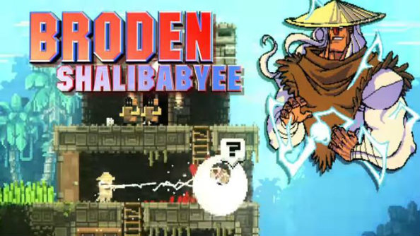 Broforce adds two new characters, performance enhancing drugs and more with its Lightning Strikes Twice update