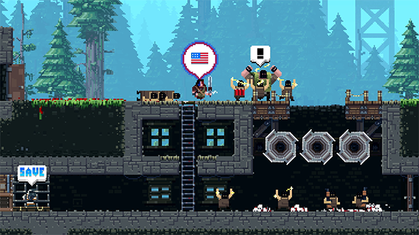 Broforce is getting a Freedom Update, because America