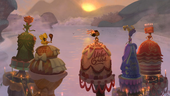 Kickfinished: Broken Age Part 1 now available to non-backers