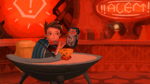 Double Fine and the third most funded Kickstarter game ever head to Steam Early Access for more cash