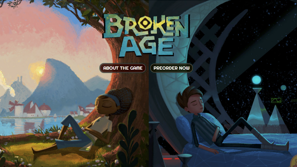 Double Fine Adventure game gets title and website