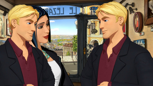 Broken Sword 5 part 2