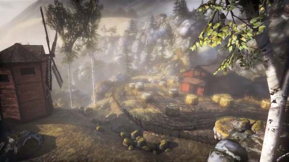 Brothers: A Tale of Two Sons teaser looks like Army of Two with young boys replacing ripped soldiers. Plus, ogres