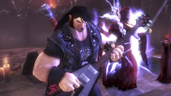Tim Schafer would love to make Brutal Legend 2, but it probably won't ever happen